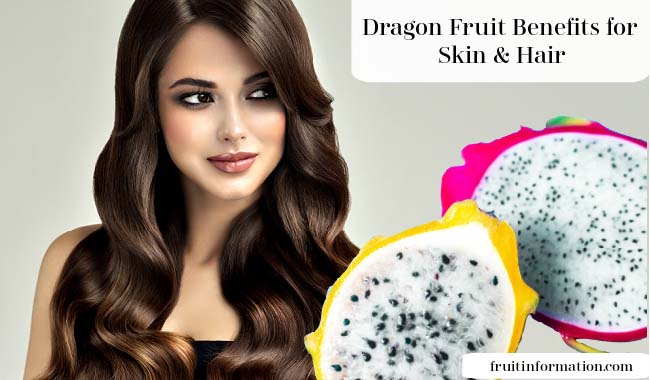 Dragon Fruit Benefits For Skin & Hair