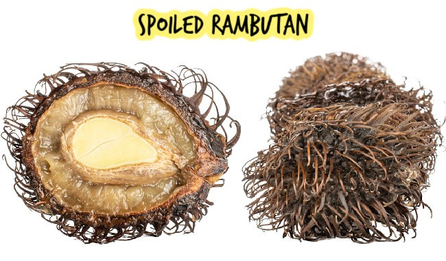 Spoiled Rambutan