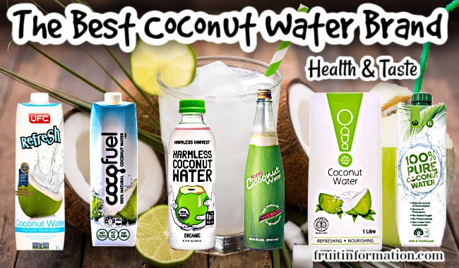 Best Coconut Water Brand